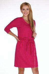 Marlann Fuchsia sukienka