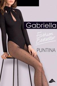 Gabriella Puntina Code 471 rajstopy 20 den kropki