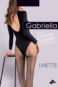 Gabriella Linette 20 Den Code 116 rajstopy ze szwem