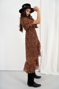 Sukienka LG523 druk 21