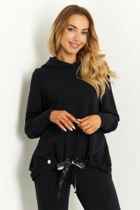 Bluza L401A czarny