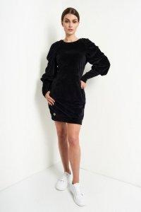 Sukienka L408 czarny