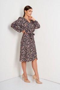 Sukienka L390 druk 12