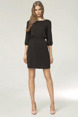 Sukienka - czarny - S49