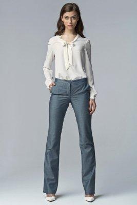 Spodnie bootcut - jeans - SD20