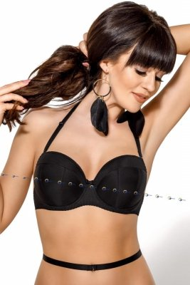 Gorsenia K371 Rosalia biustonosz push-up mix