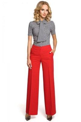 M323 spodnie czerwone