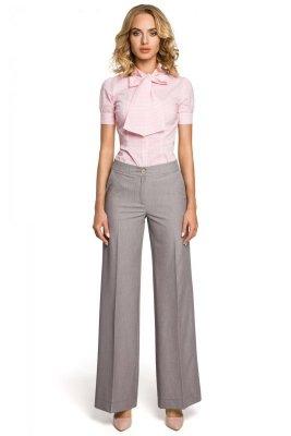 M323 spodnie szare
