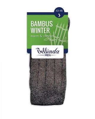 BE497561 Bambus Winter skarpety