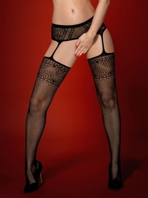 Garter stockings S225