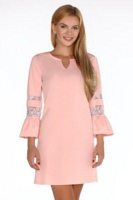 Megarnina Pink 90487 sukienka