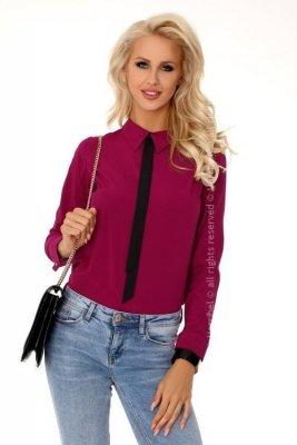 Ronada Purple 85276 bluzka