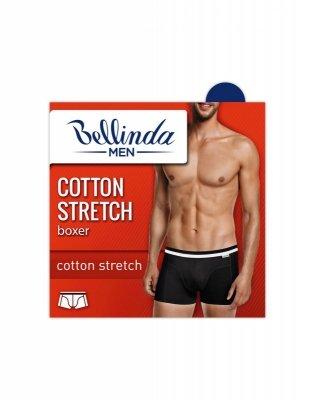 BU858110 Cotton Stretch bokserki męskie