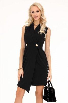 Matemia Black sukienka