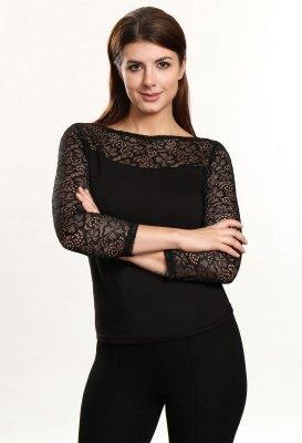 Clara II czarna bluzka