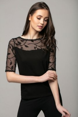 Lili czarna bluzka