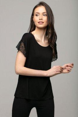 Nancy czarna bluzka