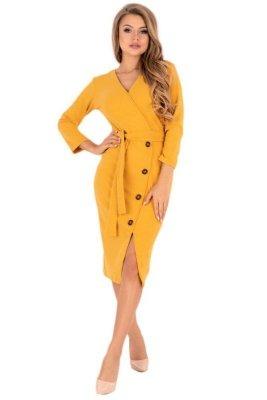 Granisma Yellow 85634 sukienka