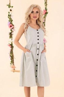 Eviniam Mint D89 sukienka