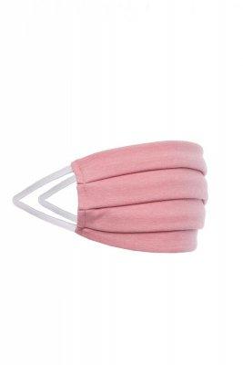 Maseczka odzieżowa 1 różowy