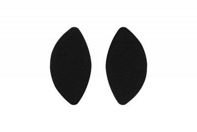 Wkładki z pianki push-up czarne