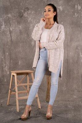 Mistira Beige sweter