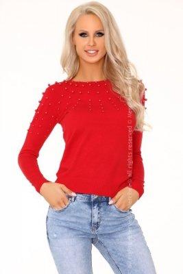 Ekenena Red 649 sweter