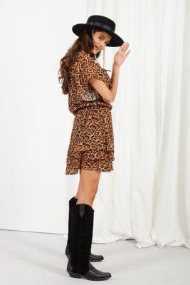 Sukienka LG547 druk 21