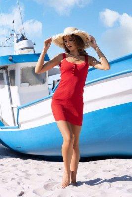 Soriee Red sukienka