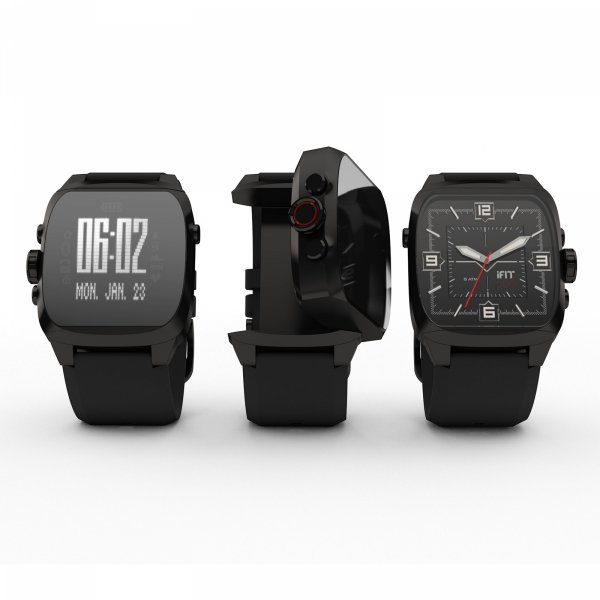Zegarek iFit Duo Square Men