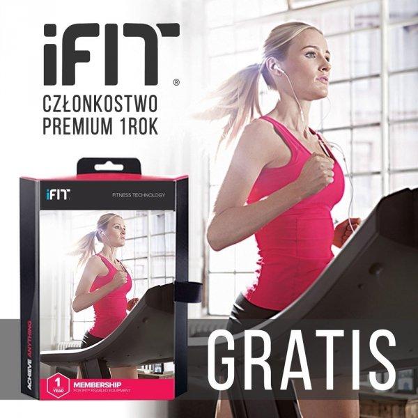 Bieżnia Elektryczna NordicTrack Commercial 2450 + Roczne członkostwo iFit