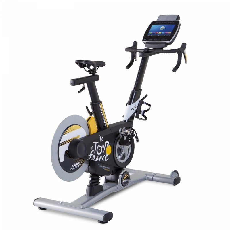Rower Spinningowy TDF 5.0 + członkostwo + pas + opaska