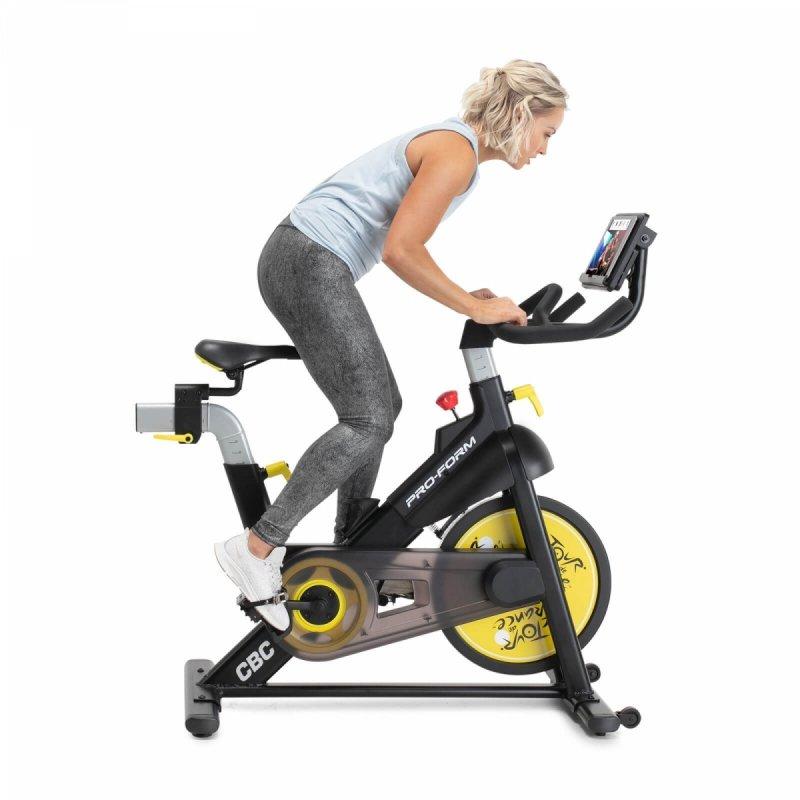 Rower spiningowy ProForm TDF CBC + roczne członkostwo iFit