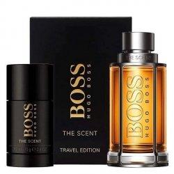 Hugo Boss The Scent Set - EDT 100 ml + DEO Stick 100 ml
