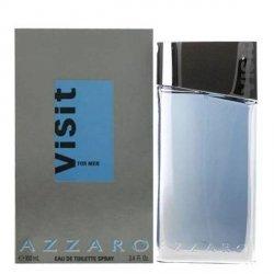 Azzaro Visit for Men Eau de Toilette 100 ml