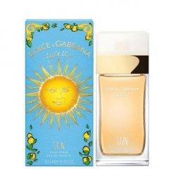 Dolce & Gabbana Light Blue Sun Woda Toaletowa 50 ml