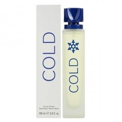 Benetton Cold Woda toaletowa 100 ml