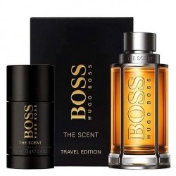 Hugo Boss The Scent Zestaw - EDT 100 ml + DEO Stick 100 ml