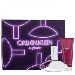 Calvin Klein Euphoria Zestaw - EDP 100 ml + BL 100 ml