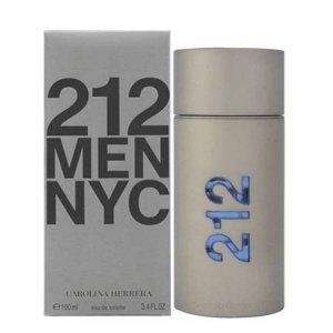 Carolina Herrera 212 Men NYC Woda toaletowa 100 ml