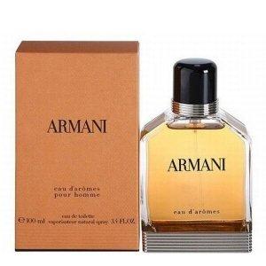 Giorgio Armani Eau d'Aromes Woda toaletowa 100 ml