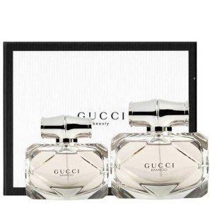 Gucci Bamboo Zestaw - Woda perfumowana 75 ml + Woda perfumowana 30 ml