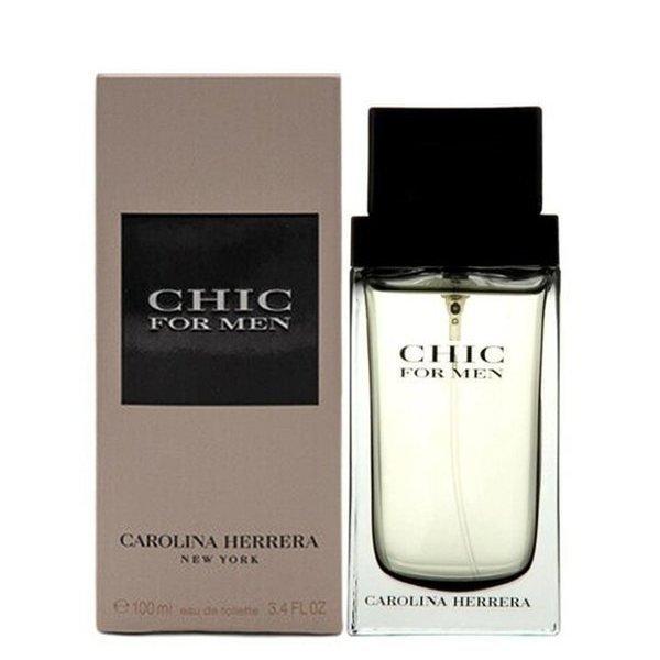 Carolina Herrera Chic For Men Eau de Toilette 100 ml