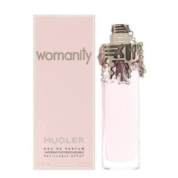 Thierry Mugler Womanity Eau de Parfum 80 ml