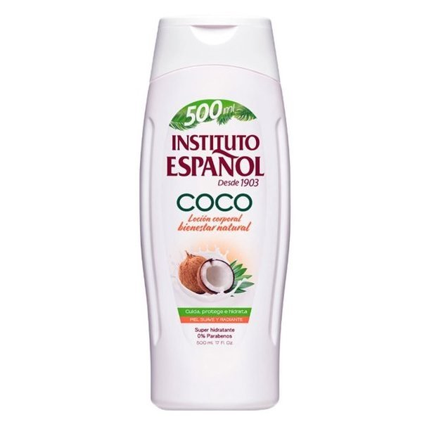 Instituto Espanol Coco Coconut Body Lotion 500 ml