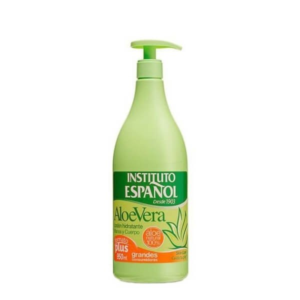 Instituto Espanol Aloe Vera Moisturizing Lotion Hand & Body 950 ml