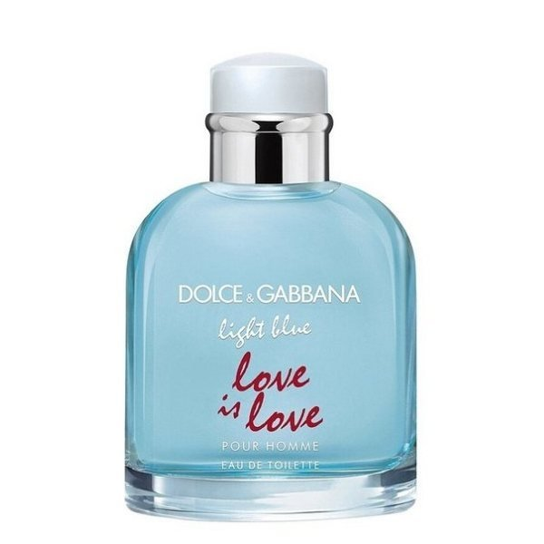 Dolce & Gabbana Light Blue pour Homme Love is Love Eau de Toilette 125 ml