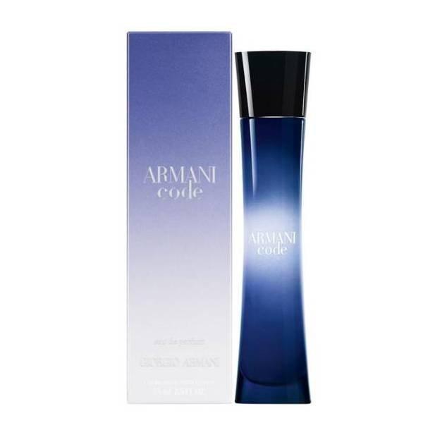 Giorgio Armani Code Pour Femme Eau de Parfum 75 ml