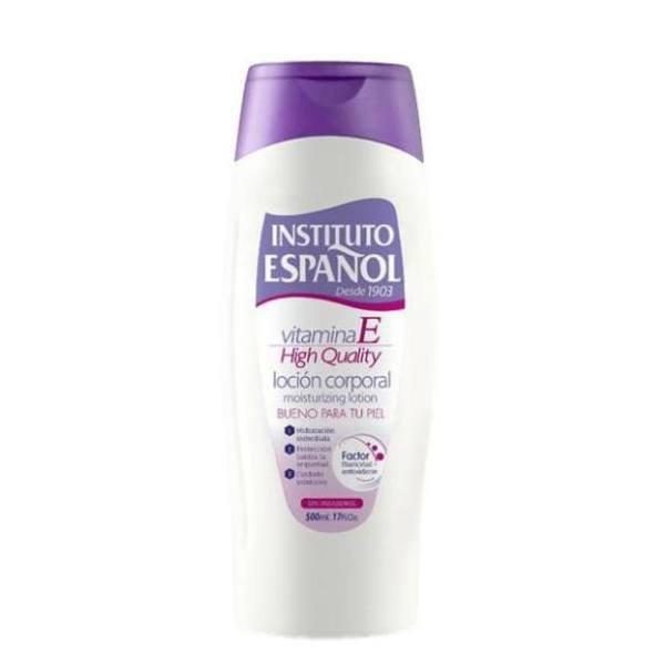 Instituto Espanol Vitamin E Moisturizing body lotion 500 ml