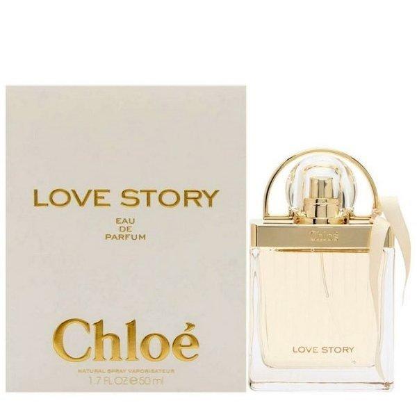 Chloe Love Story Eau De Parfum 50 ml